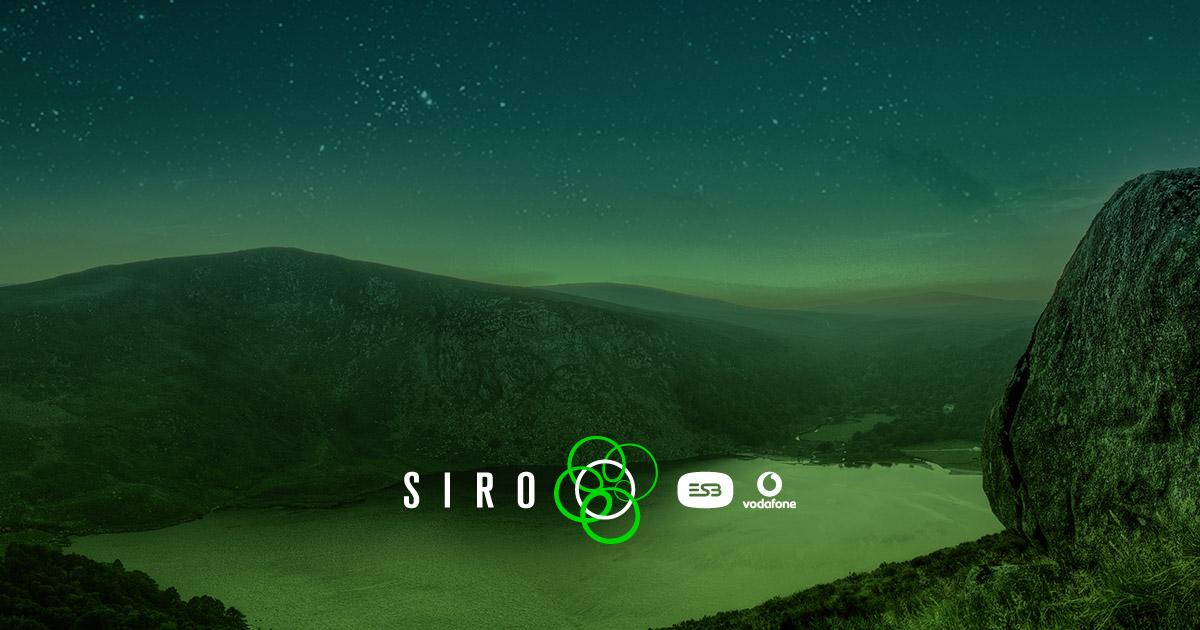 What is SIRO Fibre Broadband? - SIRO ie