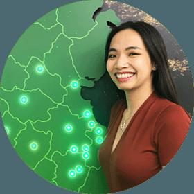 Mai Pham, Senior Digital Marketing Executive.