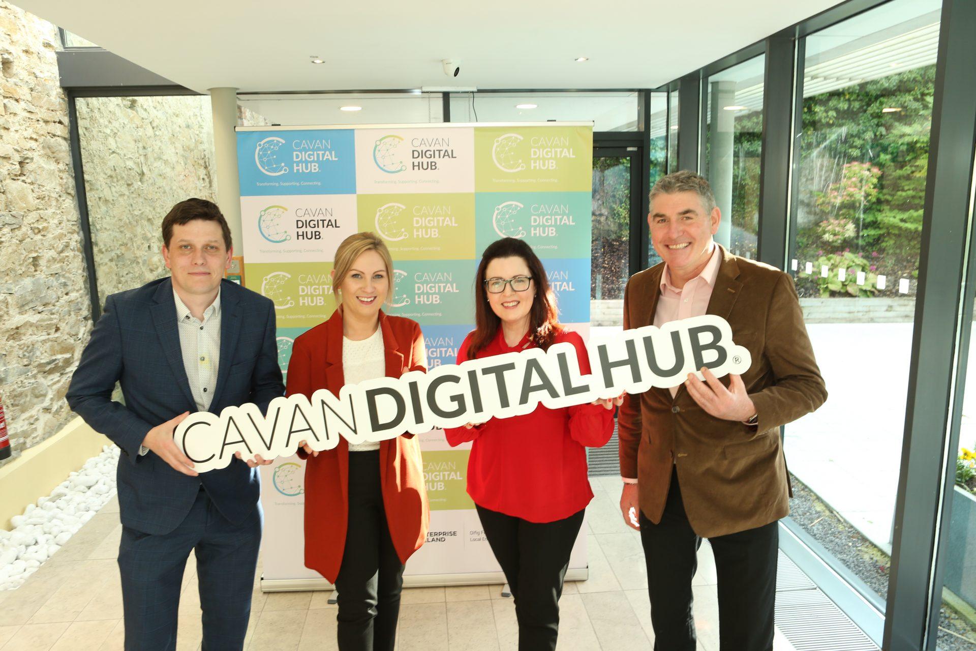 Cavan Digital Hub Becomes Ireland's Latest Gigabit Hub