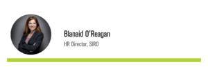 Blanaid O Reagan SIRO