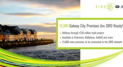 SIRO 100% Fibre Galway
