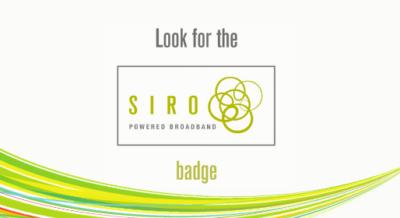 SIRO Powered Fibre Broadband